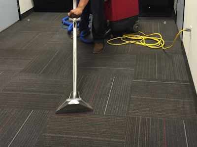 Commercial - Carpet Cleaning