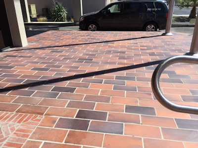 Construction Tile Cleaning